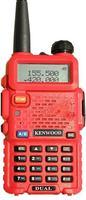 Kenwood TK-F8 Dual Red